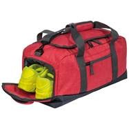 Brandweer sporttas met schoenen vak voorbeelden
