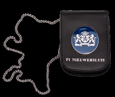 Lederen justitie legitimatiehouder PI Nieuwersluis