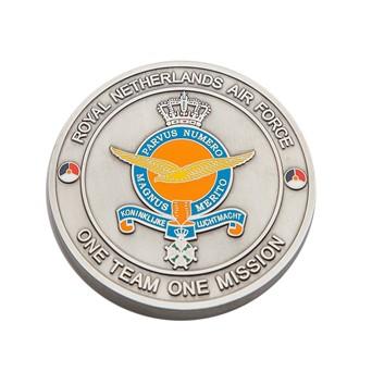 """KLU coin """"ONE TEAM"""""""