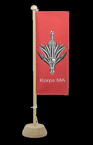 Tafelvlag Korps MA