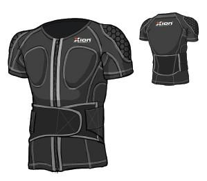 XION® PRO Range jacket shortsleeve (BP-11MM)