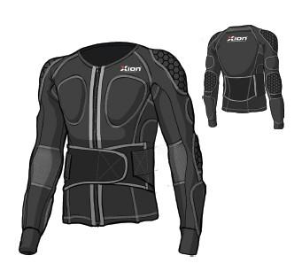 XION® PRO Range jacket longsleeve